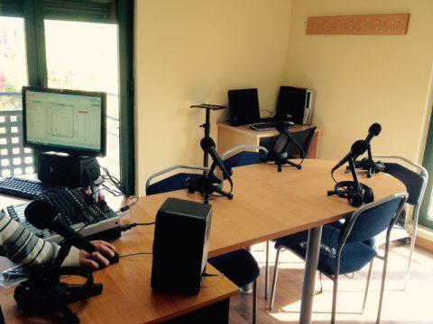 Casa de la Juventud - Estudio de Radio