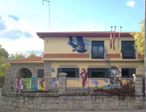 Casa de la Juventud- Exteriores