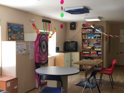 Sala de Juventud