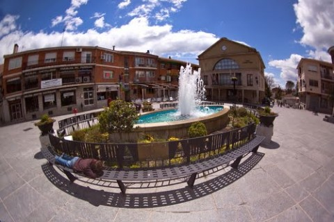 Plaza de la Villa y Ayuntamiento