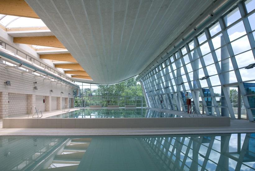 piscina y gimnasio ayuntamiento soto del real