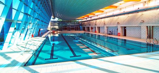 Piscina y gimnasio ayuntamiento soto del real for Gimnasio piscina madrid