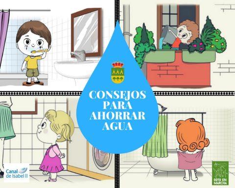 Consejos para ahorrar agua ayuntamiento soto del real for Cosas para ahorrar agua