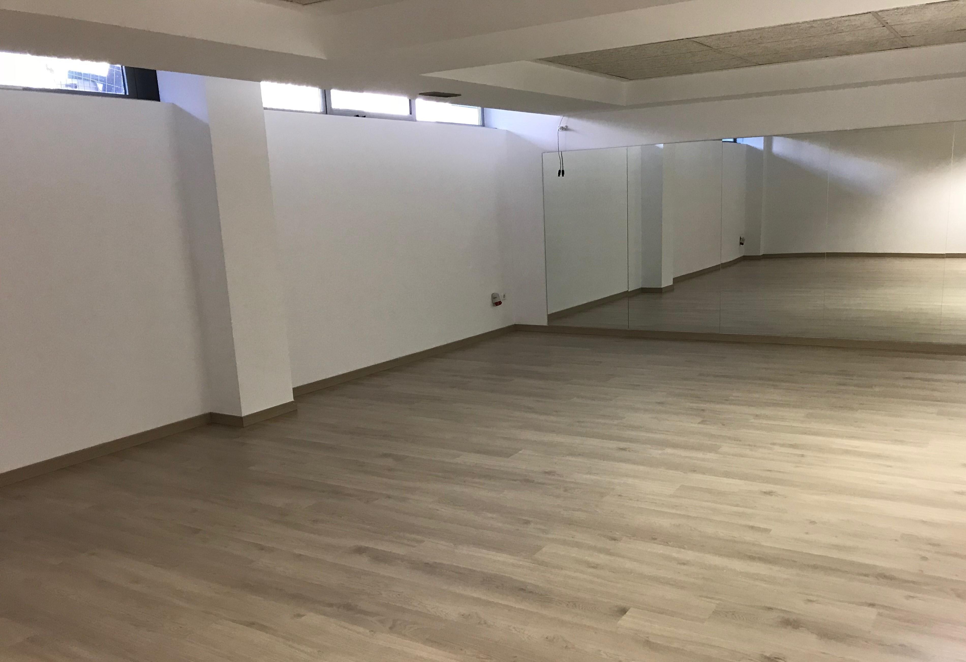 Puesta A Punto De La Sala De Actividades Dirigidas Del Complejo  -> Sala De Ensayo Tv Rosario