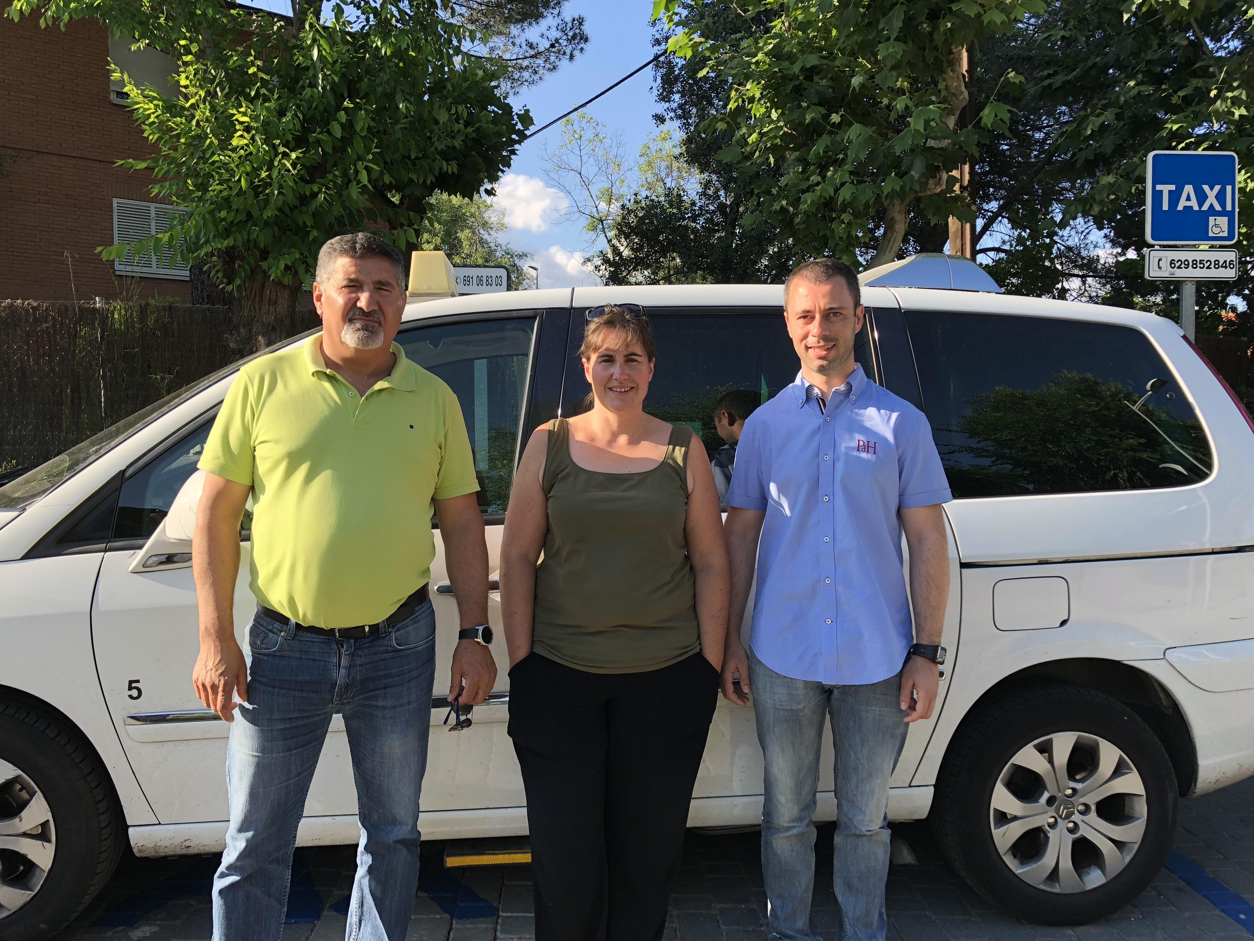 soto + cerca servicio municipal taxis