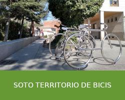 Soto territorio de bicis