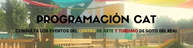 programación centro de arte y turismo de soto del real_ cine, teatro, danza, música